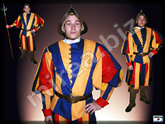 Vatican Guard costume