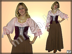 Ladies' Baroque corset