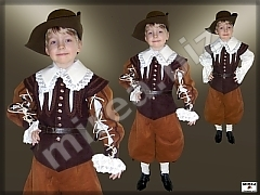 Children Baroque costume