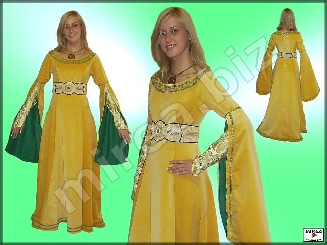 MIREA - zákazkové šitie  Gotické kostýmy 91af2276972