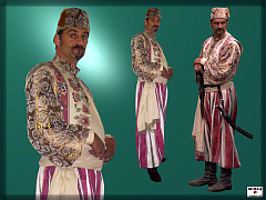 Turkish costume