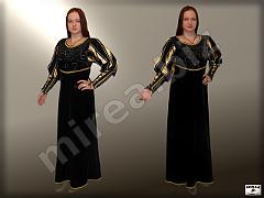 MIREA - zákazkové šitie  Renesančné kostýmy 4769643be21
