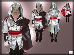 Costume Ezzio Auditore of game Assassins Creed
