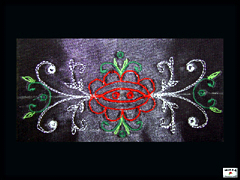 Embroidery - ornament