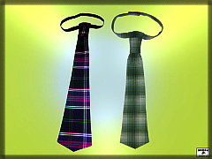 Fashion ties