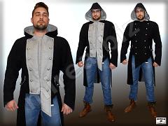 8125c1aaab4d MIREA - zákazkové šitie  Kabáty