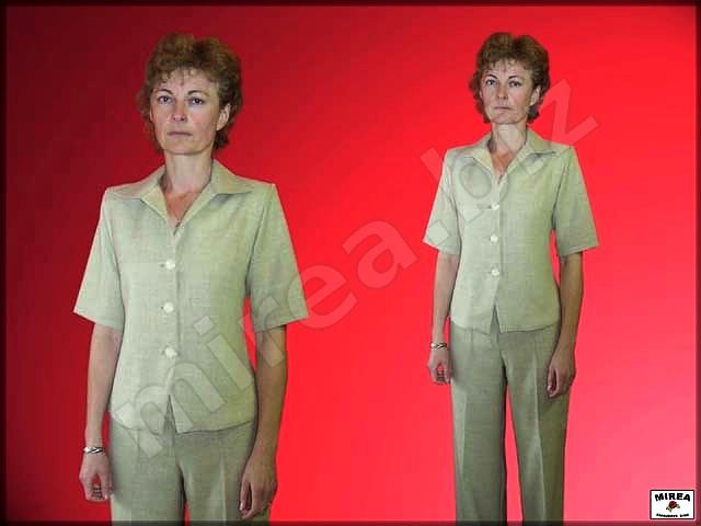 MIREA - Dámsky letný nohavicový kostým 010 158e014a9f8