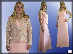 7b969cc58 MIREA - zákazkové šitie: Kostýmy dámske