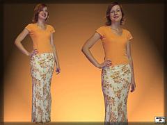 ... kárované nohavice s vreckami tehotenské nohavice variabilné