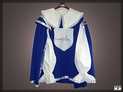 Promotional musketeer's costume