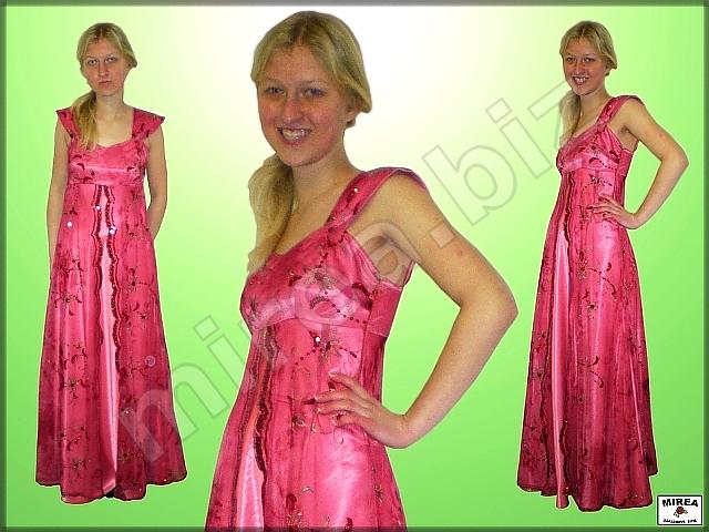 4590fe9375 MIREA - Dámske spoločenské šaty na stužkovú 206