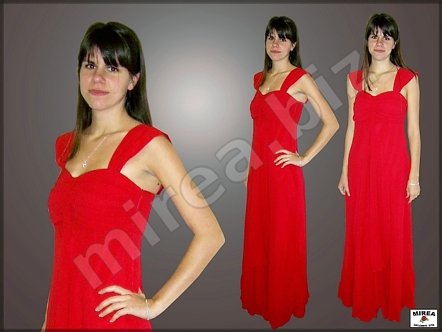99bbc89617 MIREA - Dámske spoločenské šaty na stužkovú 210
