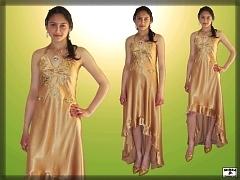 ea7321f4a438 MIREA - zákazkové šitie  Šaty dámske 2