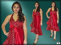 202c897caed2 MIREA - zákazkové šitie  Šaty dámske 3
