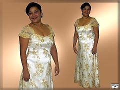 MIREA - zákazkové šitie  Šaty dámske 4 2255cb858cf