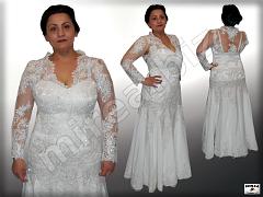 MIREA - zákazkové šitie  Šaty dámske 5 784a2f3d0c3
