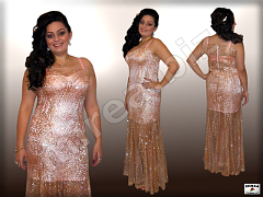MIREA - zákazkové šitie  Šaty dámske 5 28f5eb956c8