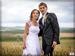 60dd02b8bd83 Romantické svadobné šaty z vyšívaného tylu. Na prezlečenie - ľanový zdobený  odev.